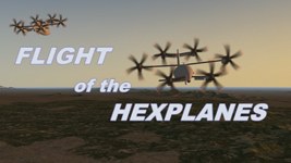 Scalable Hexplane: The Heavy Lift Solution